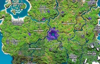 Epic Games are expected to make significant Fortnite map changes for Chapter 2 Season 8.
