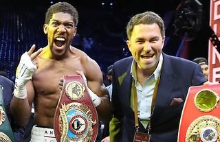 Anthony Joshua reveals why he rejected £10 million offer from a rival promoter to leave Eddie Hearn in 2015.