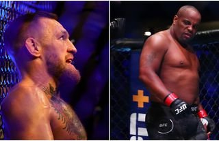 Daniel Cormier says Conor McGregor went 'way too far' with his trash talk after UFC 264