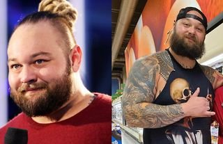 Bray Wyatt looks in incredible shape during his WWE absence