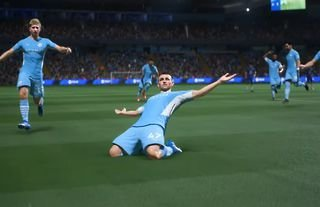 Phil Foden and many other footballing superstars will feature in FIFA 22.