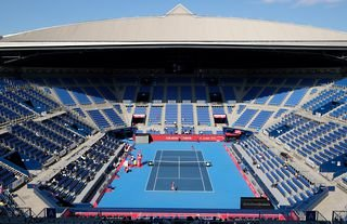 Tennis at this summer's Tokyo Olympics will take place at Ariake Tennis Park in Tokyo.