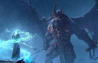Total War: Warhammer 3 is expected to be released by the end of 2021.