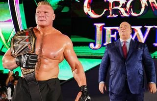 Brock Lesnar is not heading to AEW according to Andrew Zarian