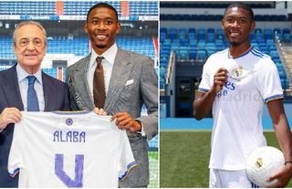 Real Madrid have spent A LOT on David Alaba...
