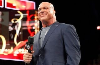 Kurt Angle was offered AEW and IMPACT deals after leaving WWE