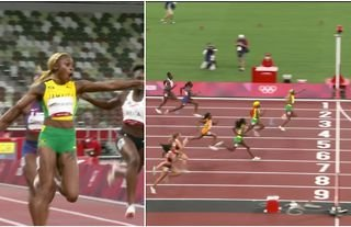 Elaine Thompson-Herah has won 100m gold at the Tokyo 2020 Olympic Games