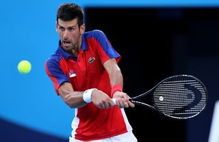 Novak Djokovic leaves the Tokyo 2020 Olympics without a medal