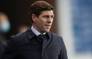 Rangers manager Steven Gerrard insists he's yet to receive any bids for the club's top players
