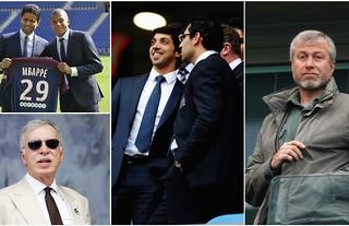 Arsenal, Chelsea and Man City owners are included in the top 10 wealthiest