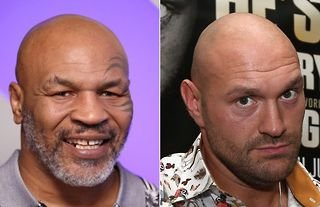 Mike Tyson thinks that he could've beaten Tyson Fury in his prime