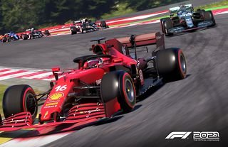 F1 2021 will have addressed various issues on patch 1.05.