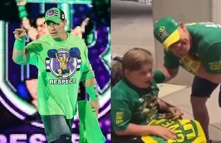 John Cena granted another wish after SmackDown