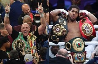 The Gypsy King has alternatives should Anthony Joshua lose in September