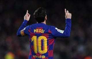 Lionel Messi is the greatest footballer of all time