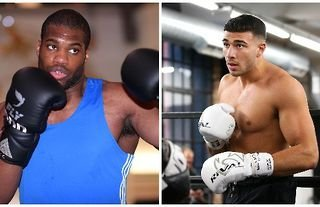 Daniel Dubois and Tommy Fury will feature on the undercard for Jake Paul vs Tyron Woodley.
