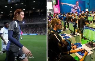 EA have added female players to Pro Clubs mode for FIFA 22