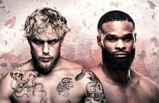 Jake Paul vs Tyron Woodley will be happening in August