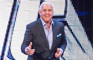 Ric Flair has commented on his shock WWE release