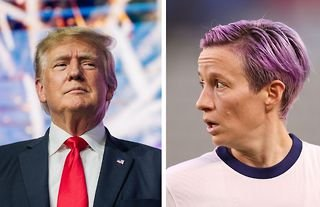 Donald Trump has criticised the US women's football team after they finished with bronze at the Tokyo 2020 Olympic Games
