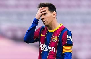 Lionel Messi's renewal at Barcelona is now reportedly unlikely
