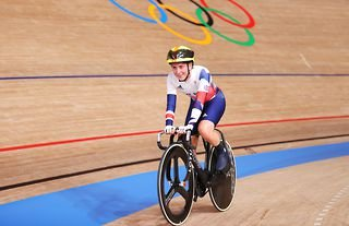 Cyclist Laura Kenny is now Britain's most successful female Olympian