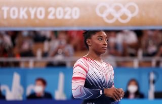 Simone Biles opened up the discussion around mental health in sport during the Tokyo 2020 Olympic Games