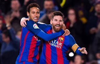 Lionel Messi To Psg Neymar Takes To Instagram To Welcome Former Teammate To Paris Givemesport