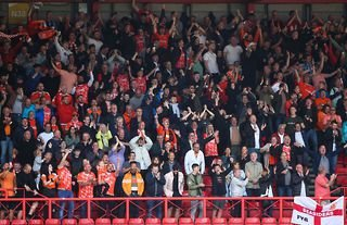 Blackpool's late goal helped a punter land £185,000