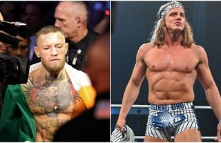 Matt Riddle on if Conor McGregor could make it in WWE
