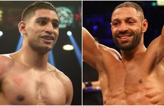 Kell Brook claims he's in talks to fight Amir Khan