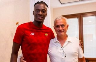 Tammy Abraham has officially signed for Jose Mourinho's Roma