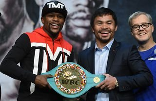 Manny Pacquiao has unfinished business with Floyd Mayweather.