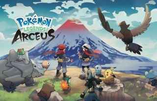 Pokemon Legends Arceus is scheduled for release on 28th January 2022.