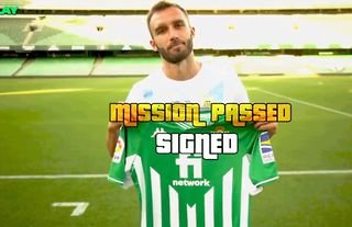 Betis announced the signing of German Pezzella on Thursday