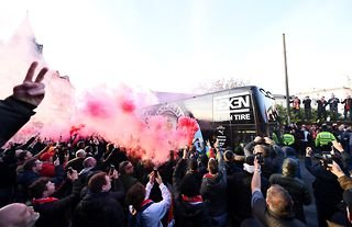 Liverpool fans have voted Manchester City as their biggest rivals