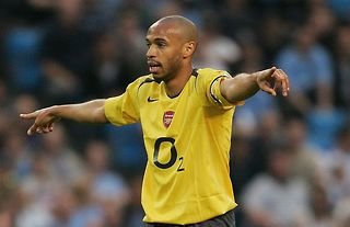Thierry Henry is one of the greatest players in history
