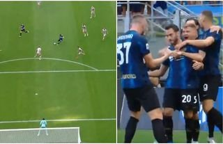 Hakan Calhanoglu's first 15 minutes for Inter vs Genoa went well