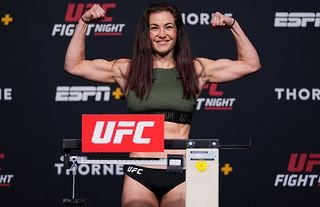 Miesha Tate has named Amanda Nunes as the 'GOAT' of the UFC and a 'phenomenal' woman inside and outside of the Octagon, speaking exclusively to GIVEMESPORT.