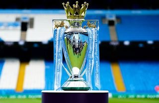 The Premier League trophy is the ultimate prize for the team that finishes at the top of the table after 38 games.