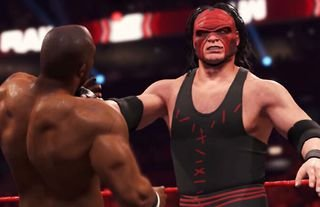 WWE Hall of Famer Kane will feature in WWE 2K22.