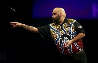Kyle Anderson's nine-darter at the 2014 World Championships will always be iconic