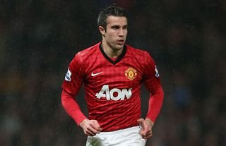 Robin van Persie joined Manchester United from Arsenal in 2012