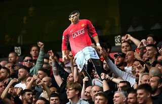 Cristiano Ronaldo is a Manchester United player again!