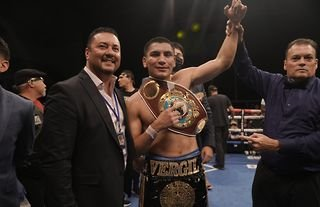 Vergil Ortiz Jr would welcome a future fight against Conor Benn