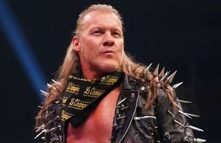 Chris Jericho puts his career on the line this Sunday