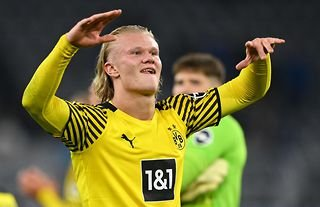 There's just no stopping Erling Braut Haaland!