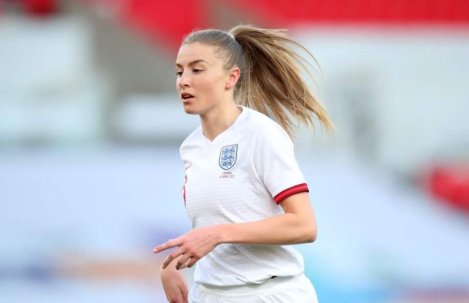 England: Leah Williamson could be set for new Lionesses role under Sarina Wiegman - GIVEMESPORT