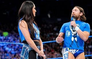 Daniel Bryan says Brie Bella is 'happy' in WWE and is unlikely to come to AEW