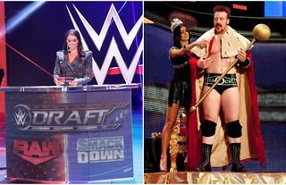 Dates set for WWE Draft & both King & Queen of the Ring tournaments